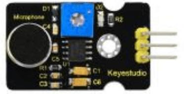 Keyestudio senzor kit 37v1 V3 0 pro arduino-mikrofon