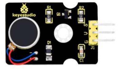 Keyestudio senzor kit 37v1 V3 0 pro arduino-vibrační motorek