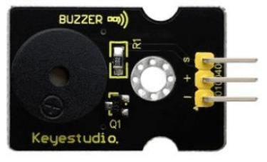 Keyestudio senzor kit 37v1 V3 0 pro arduino-pasivní bzučák