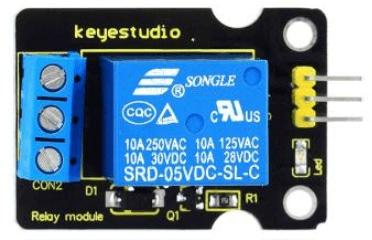 Keyestudio senzor kit 37v1 V3 0 pro arduino-Relé