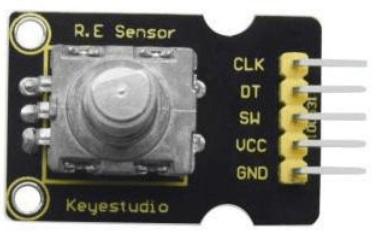 Keyestudio senzor kit 37v1 V3 0 pro arduino-rotační enkodér