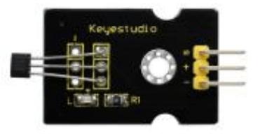 Keyestudio senzor kit 37v1 V3 0 pro arduino-senzor magnetické indukce