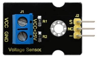 Keyestudio senzor kit 37v1 V3 0 pro arduino-senzor napětí