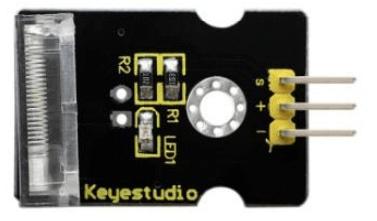 Keyestudio senzor kit 37v1 V3 0 pro arduino-senzor otřesů
