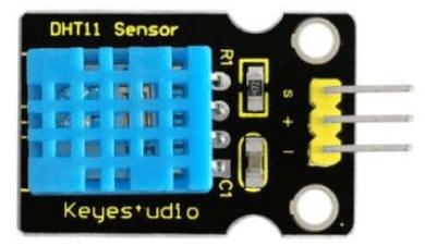 Keyestudio senzor kit 37v1 V3 0 pro arduino-senzor teploty a vlhkosti vzduchu