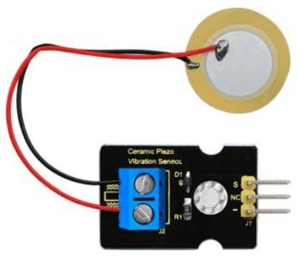 Keyestudio senzor kit 37v1 V3 0 pro arduino-senzor vibrací