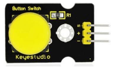 Keyestudio senzor kit 37v1 V3 0 pro arduino-tlačítko
