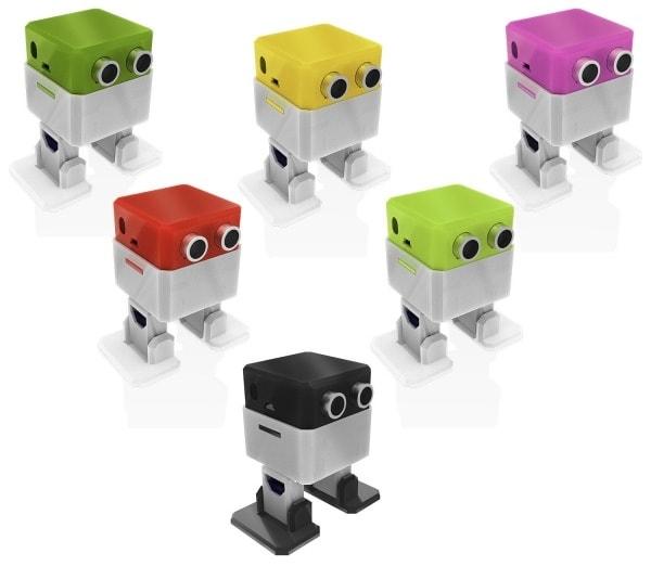 Starter Kit pro robota Otto DIY - skupina Otíků