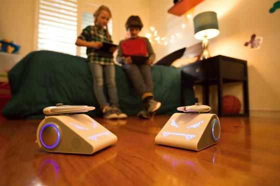 Codeybot LED Laser kanón boj
