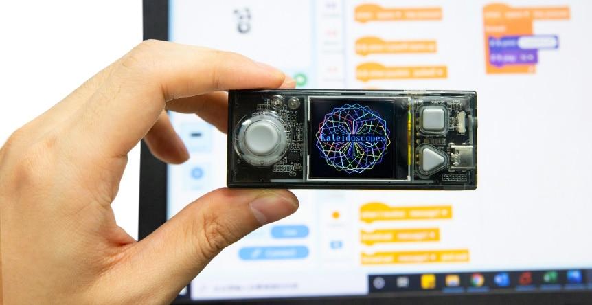 CyberPi Go Kit - IoT mikropočítač pro výuku programování