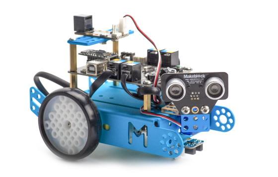 Kreativní Add-on Pack pro mBot & mBot Ranger - II - Špionážní kočka