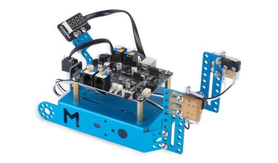 Kreativní Add-on Pack pro mBot & mBot Ranger - II - Stopky s odpočítáváním