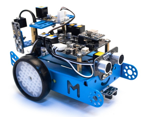 Kreativní Add-on Pack pro mBot & mBot Ranger - II - Svítící kočka
