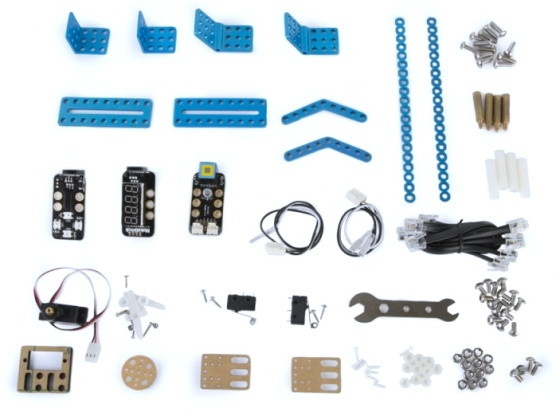 Kreativní Add-on Pack pro mBot & mBot Ranger - II