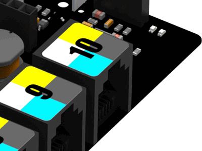 mBot Ranger - konektory
