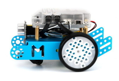 robot mBot - plastové kolečko