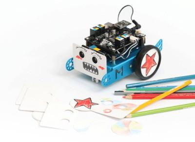 mBot robot - projekt vozítko