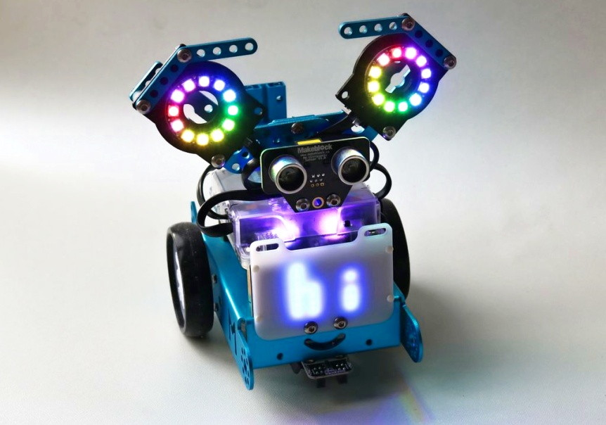 Me Auriga - Arduino deska pro mBot Ranger - robot