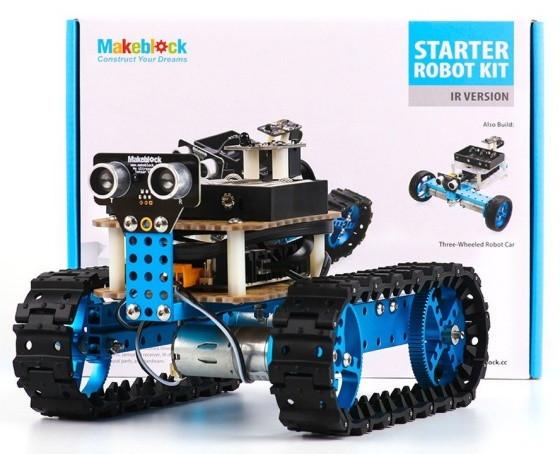 Starter Robot Kit - balení