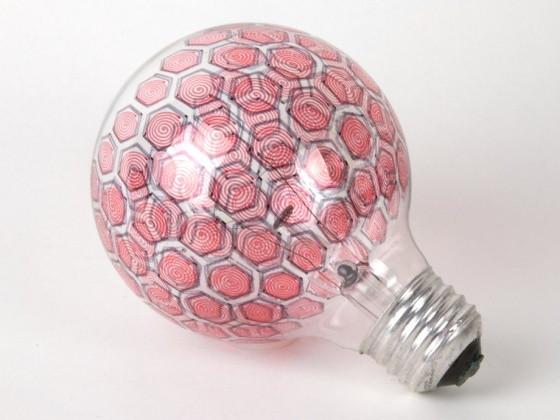 EggBot Deluxe Kit - pokreslená žárovka