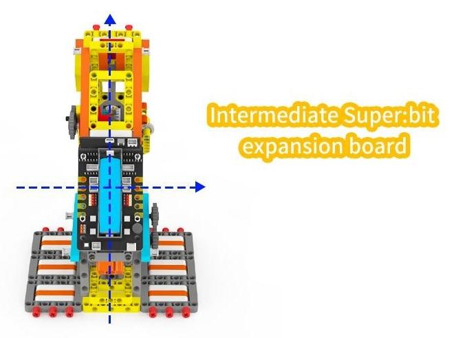 Programovatelná robotická ruka Arm:bit pro LEGO® - pokročilý design