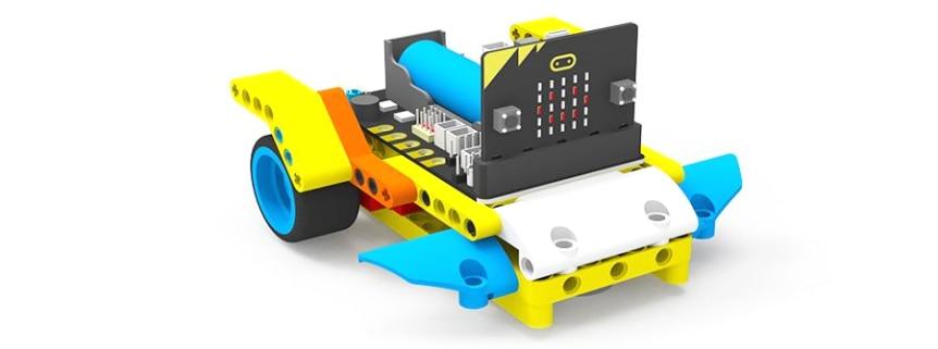 Programovatelné vozítko Running:bit kompatibilní s LEGO®