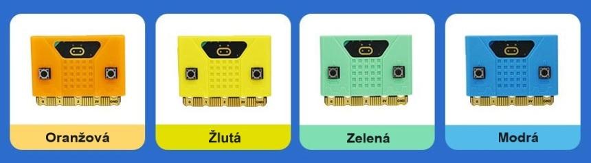 Silikonový obal na Micro:bit V1/V2 barvy