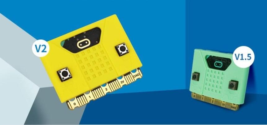 Silikonový obal na Micro:bit V1/V2 kompatibilita