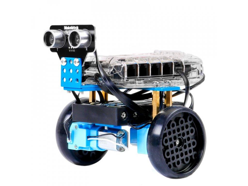 Stavebnice mBot Ranger - Arduino robot kit - nervní pták - dvoukolka