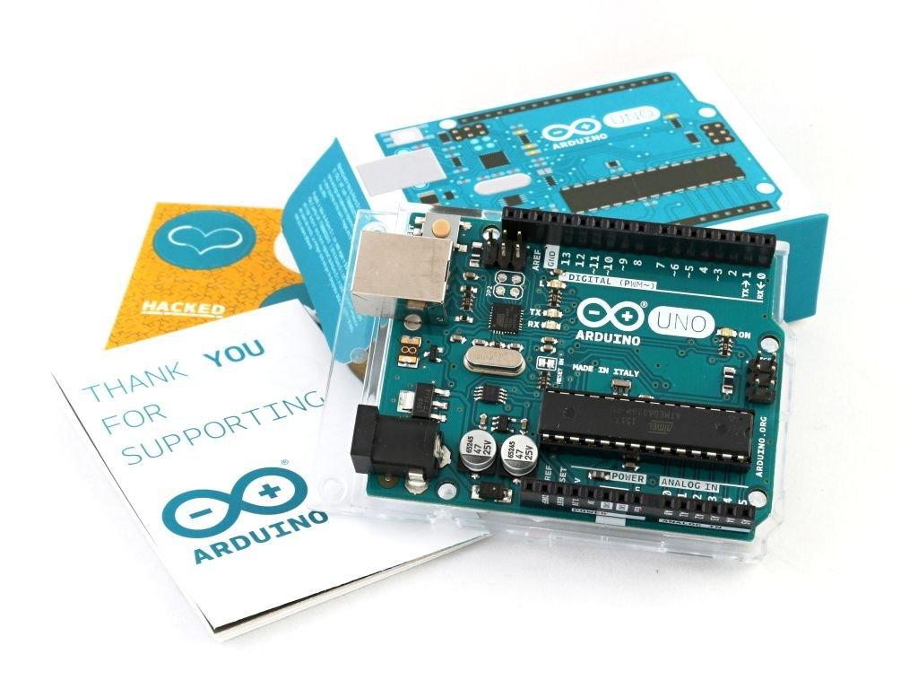 Arduino Uno Rev3 kit