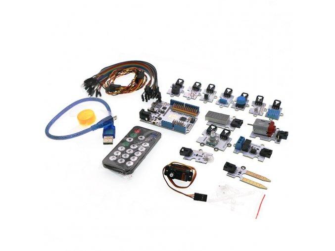 Arduino Starter Kit (pro začátečníky) elektronické moduly