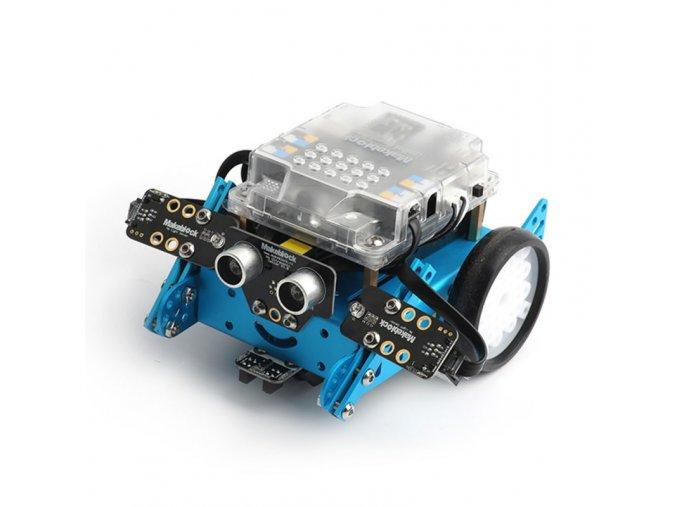 mBot Add-on Pack - interaktivní světlo a zvuk - Robot následující světlo 1