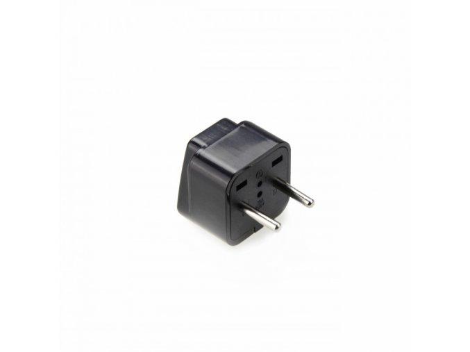 Power Adapter pro Evropu (Typ C) zepředu