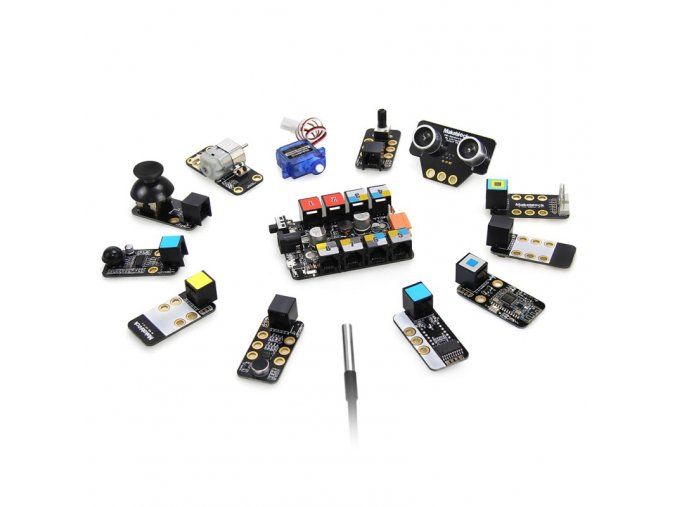 Stavebnice Inventor Electronic Kit