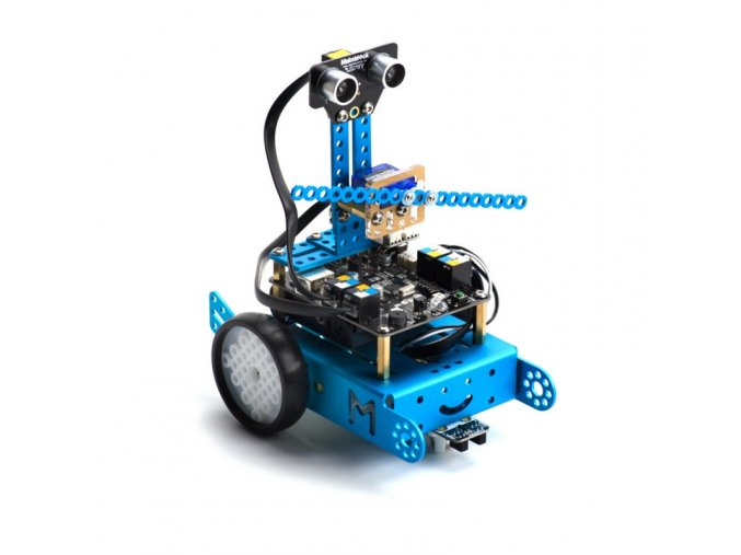 mBot Add-on Pack - Servo Pack - tancující kočka