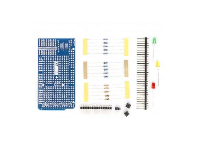 Arduino Shield MEGA na bastlení - Proto KIT