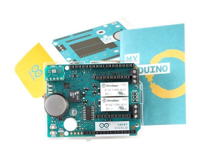 Arduino Lucky Shield - balení