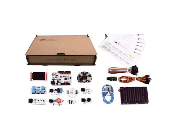 Arduino Advanced Kit