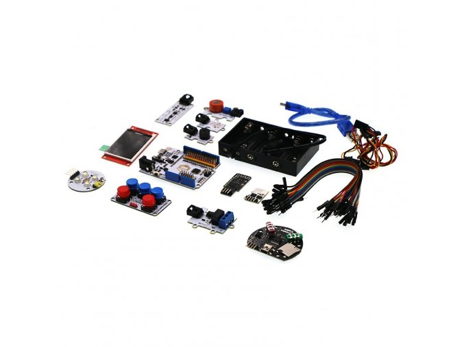 Arduino Advanced Kit elektronické moduly