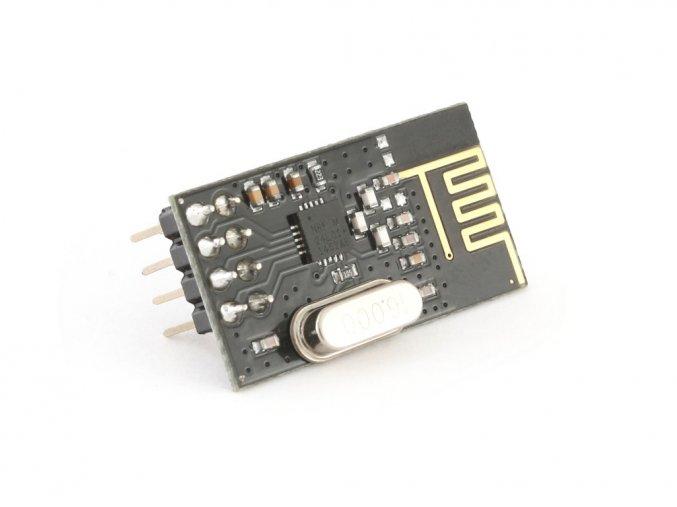 Bezdrátový modul nRF24L01+ 2.4GHz anténa 1