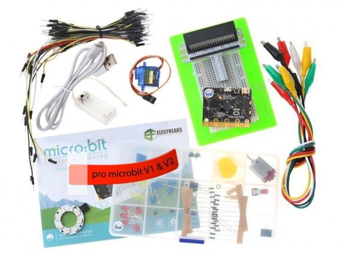 BBC micro:bit Starter Kit s microbit V2