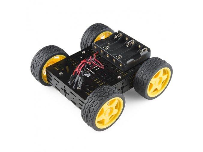 Robotický podvozek - 4WD Kit (QUAD)