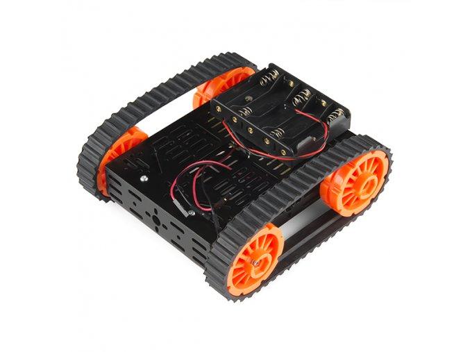 Robotický podvozek - Tank