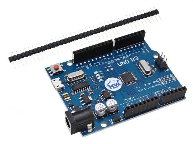 Klon Arduino UNO R3 (Micro USB)