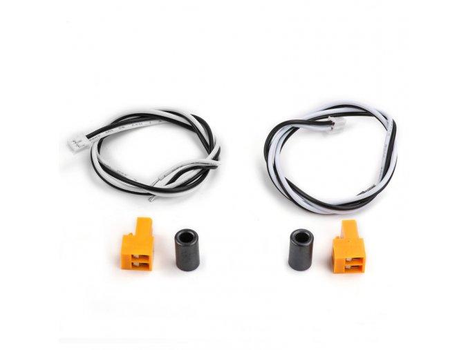 PH2.0-2P kabel s volným koncem (pár)