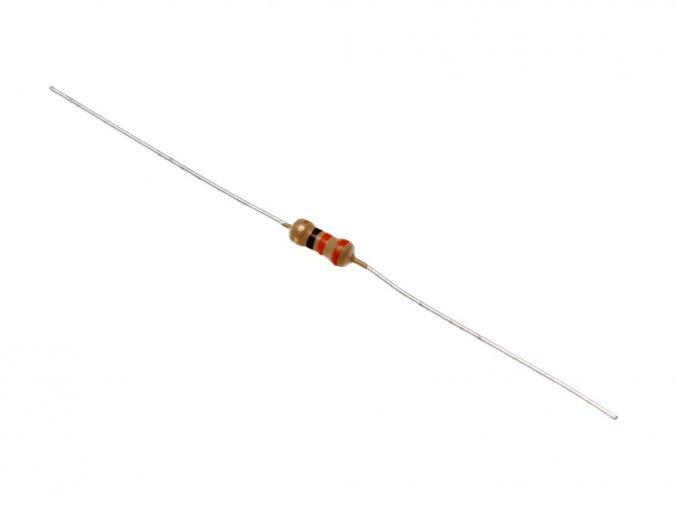 Rezistor 330Ω 0,5W