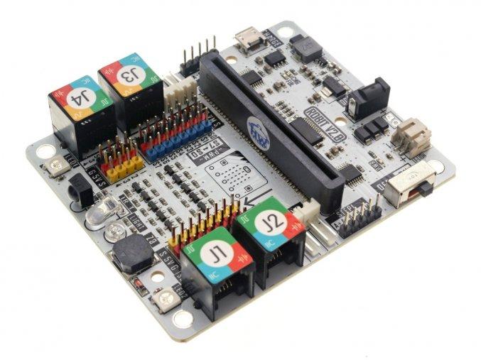 Micro:bit Robit - řídící deska pro chytrého robota (funguje s mBot)