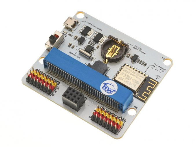IoT:bit pro micro:bit - modul pro Internet věcí IoT