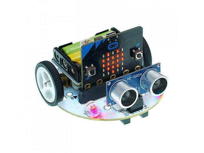 Cutebot - Micro:bit chytré auto