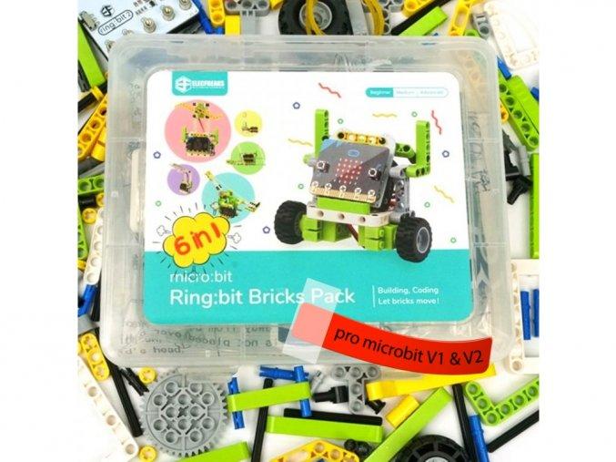 Ring:bit projekty z kostek kompatibilních s LEGO®